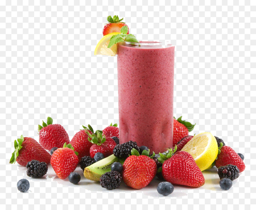 Frozen food cartoon strawberry. Juice clipart fruit mix
