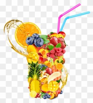 Free png clip art. Juice clipart fruit mix