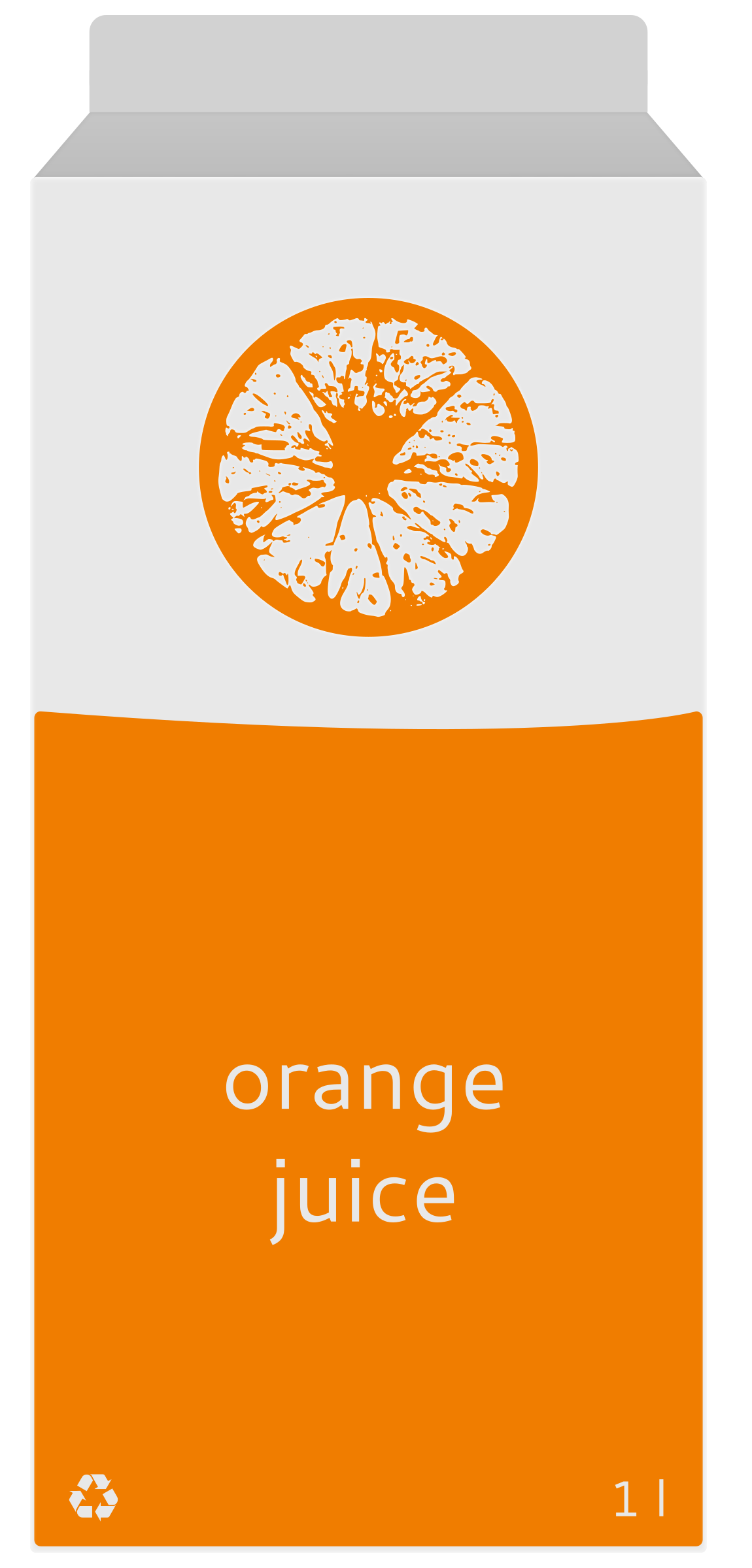 Lemons clipart lamon. Orange juice carton icons