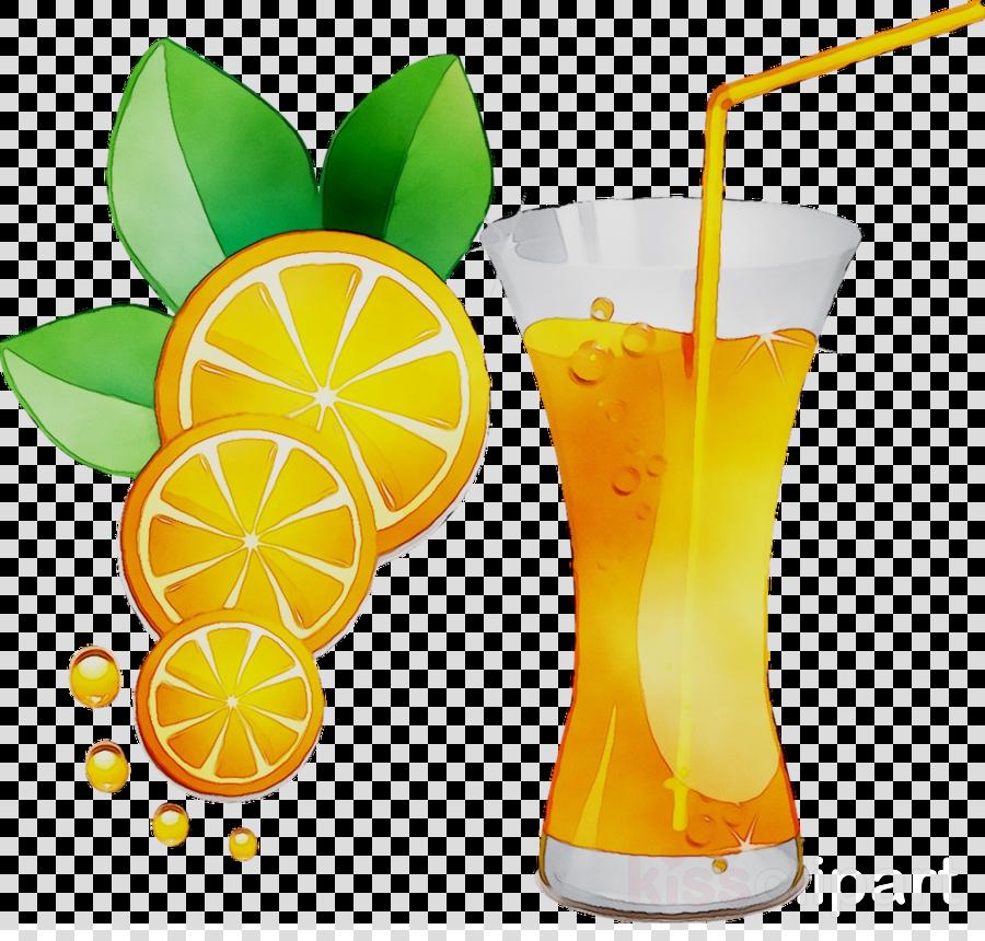 Juice clipart jus. Lemon drawing orange transparent