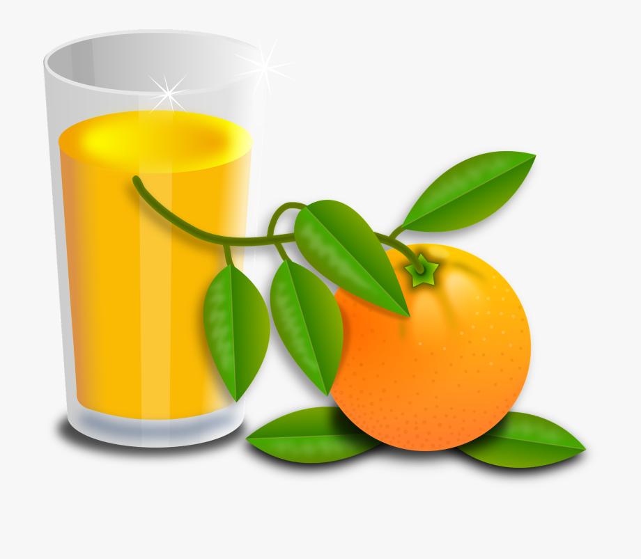 Juice clipart jus. Download illustration orange