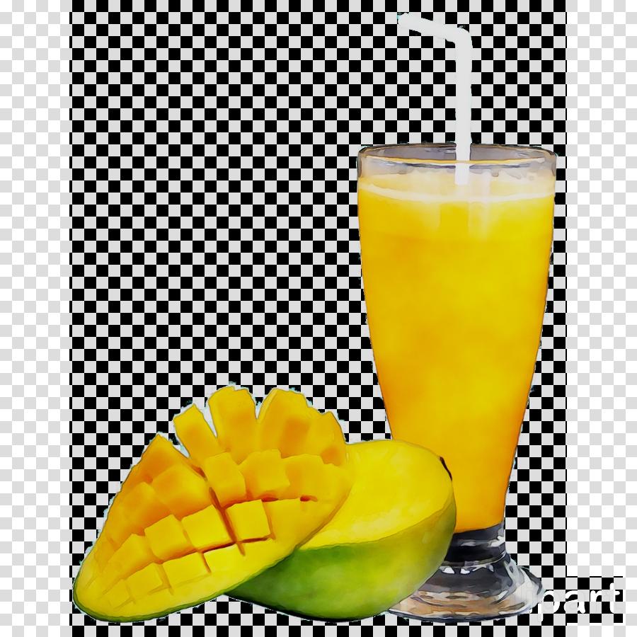 Mango clipart mango juice. Cartoon smoothie drink transparent