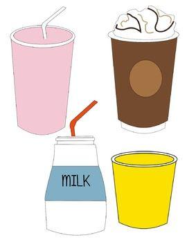 Food clip art fast. Juice clipart milk juice