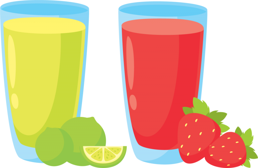 Juice clipart strawberry juice. Cartoon smoothie drink