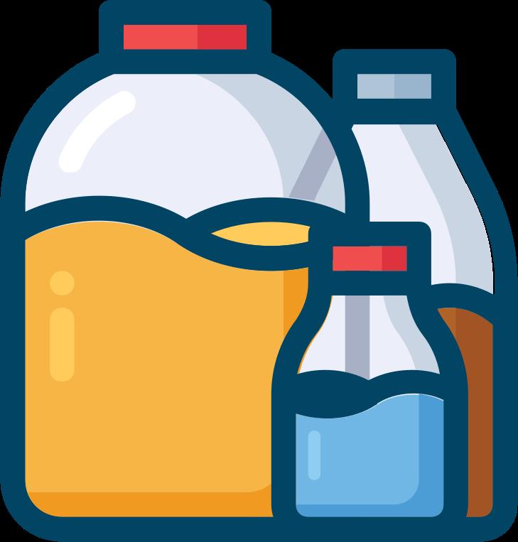 Juice clipart water. Soda and medium image