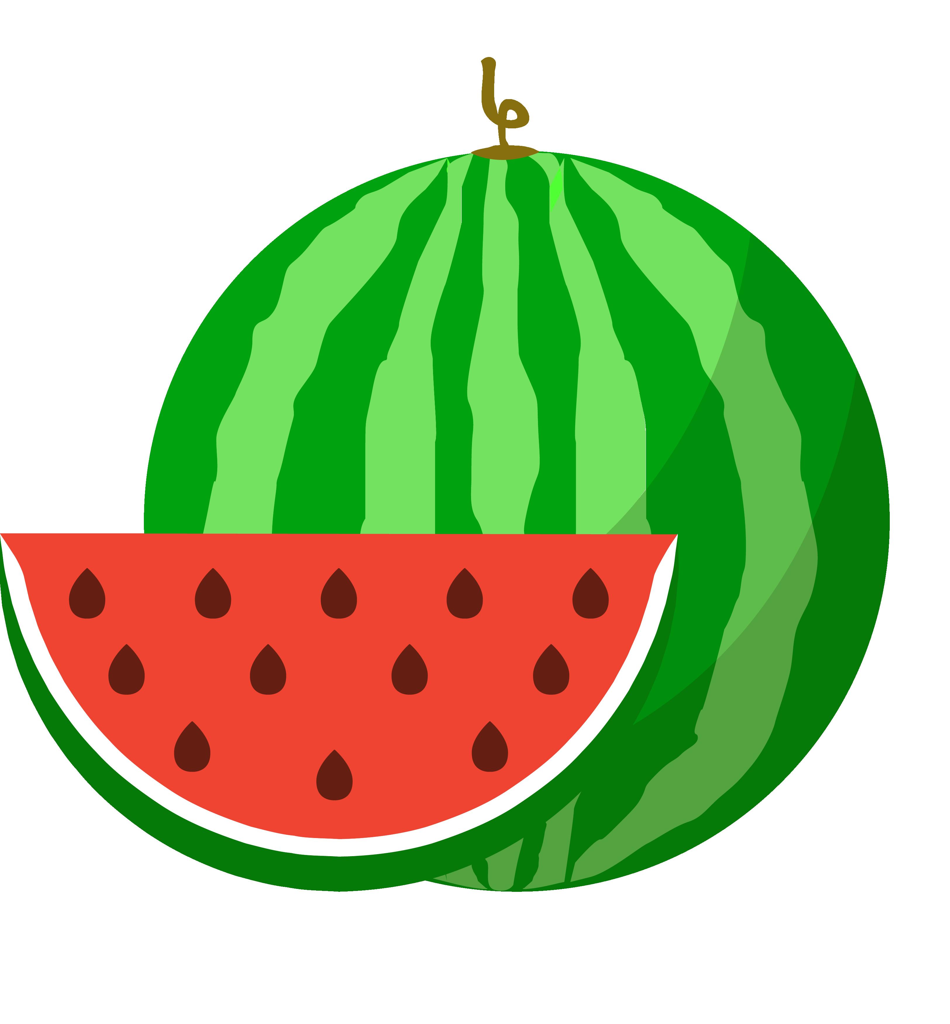 Watermelon cucumber melon