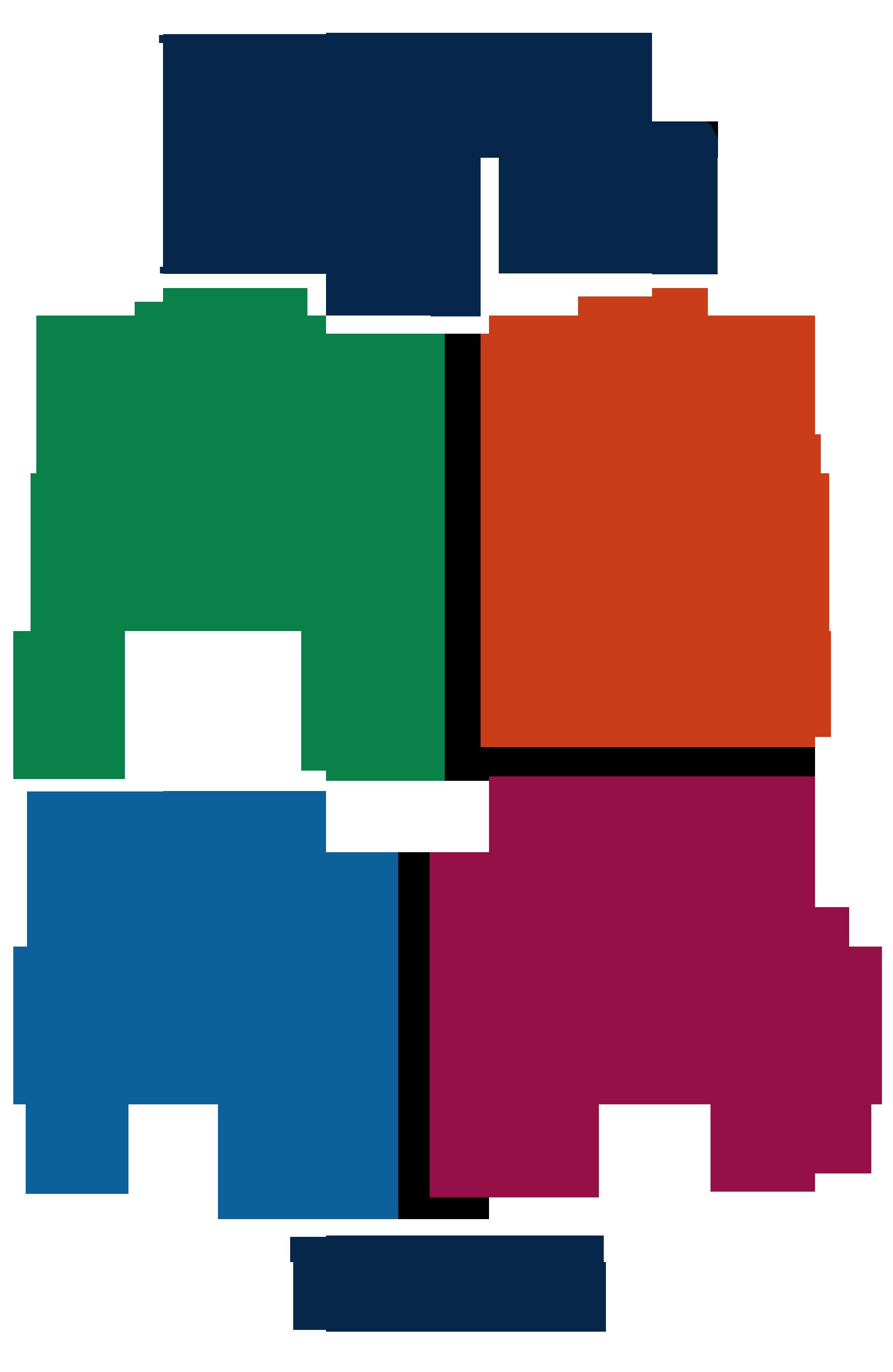 The beatles let it. Moustache clipart neon