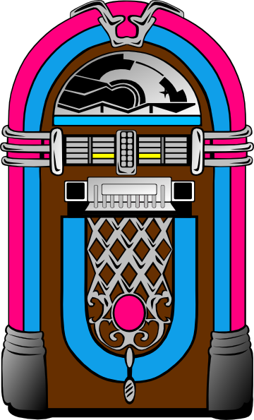 Jukebox clipart. Free cliparts download clip