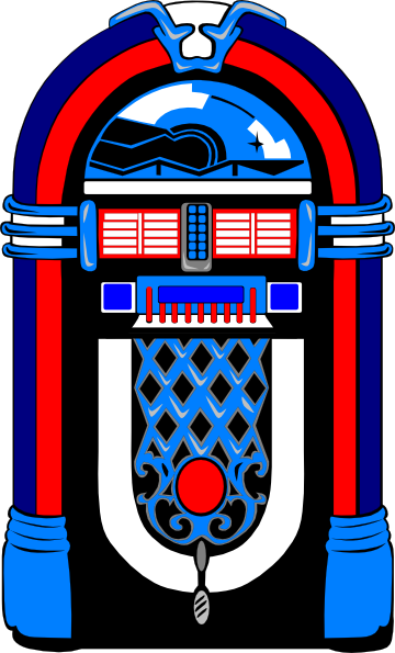 Free cliparts download clip. Jukebox clipart