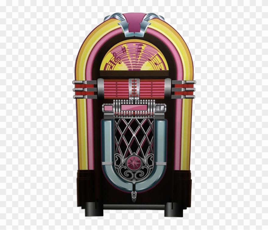 Jukebox clipart day. Juke box pinclipart
