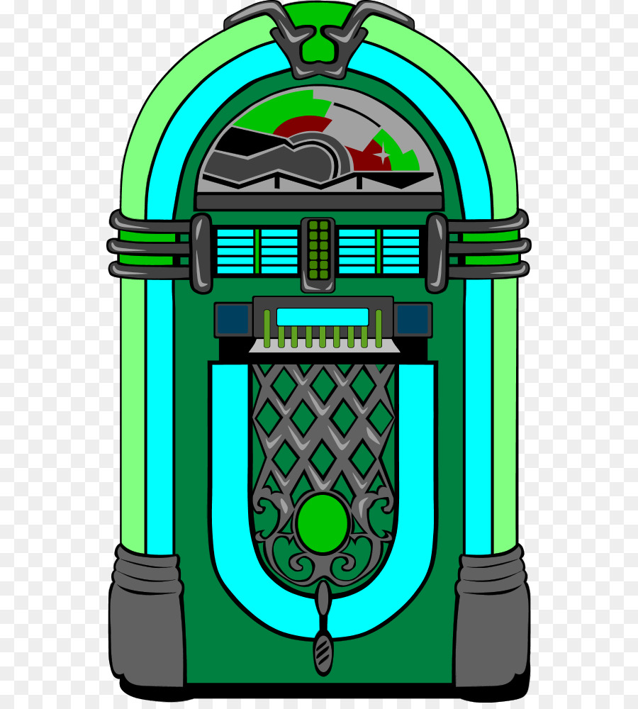 Retro background png download. Jukebox clipart day