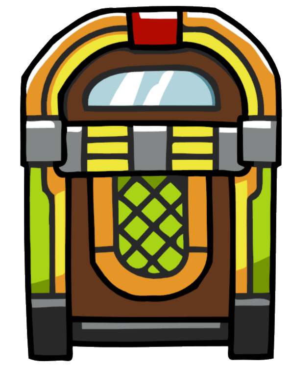 Restaurants clipart scribblenauts. Jukebox wiki fandom powered