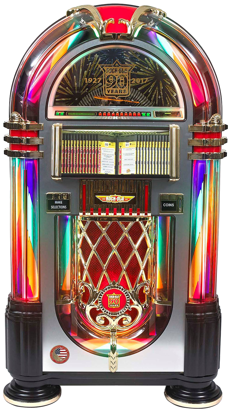 Jukebox clipart nostalgia. Best priced rock ola