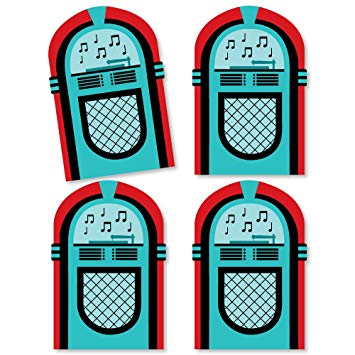 Amazon com s sock. Jukebox clipart rock and roll