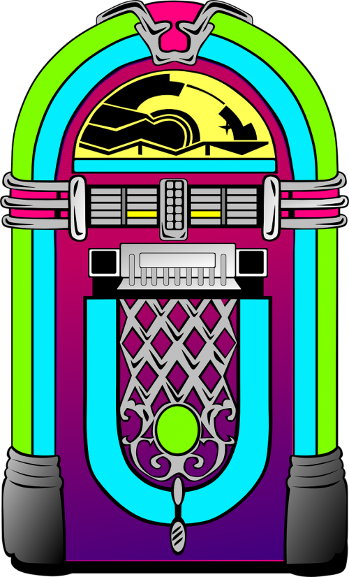 Free photos search download. Jukebox clipart rock and roll