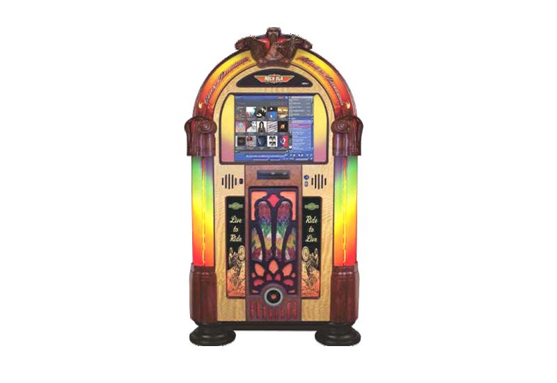 Jukebox rock around clock