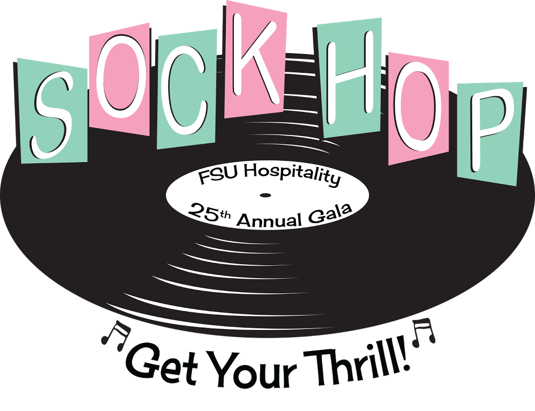 Sock hop event marks. Outside clipart hospitality