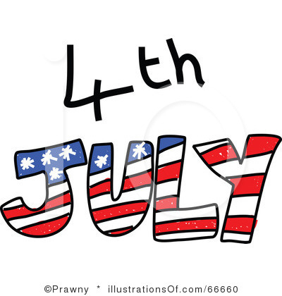 th of black. July clipart