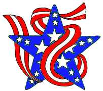 July clipart. Independence day clip art