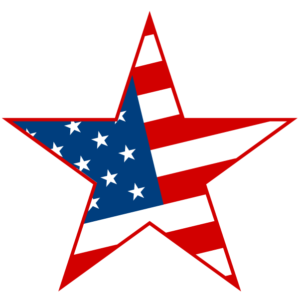 Free fourth of july. 4 clipart clip art