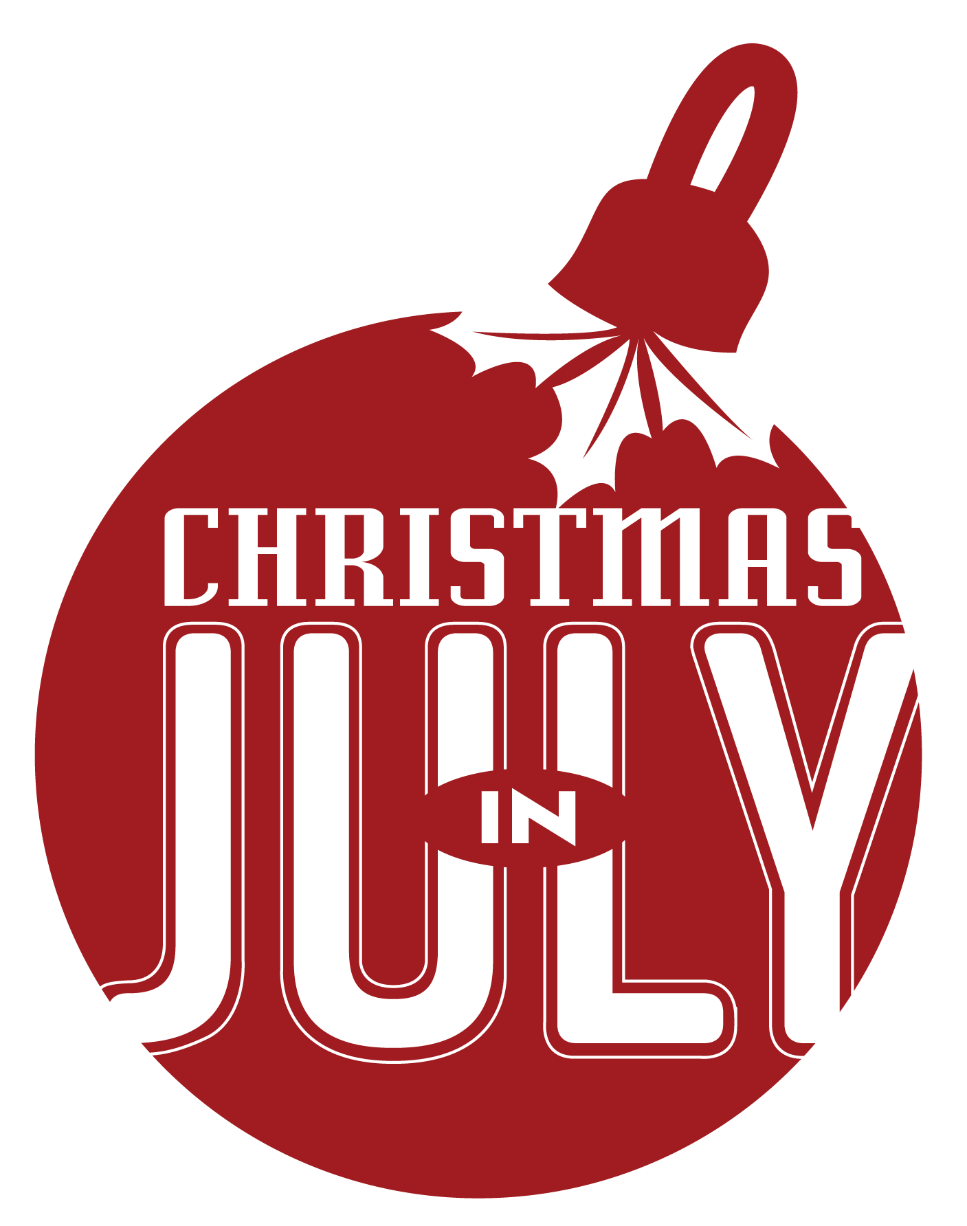 July clipart christmas.  best merry in