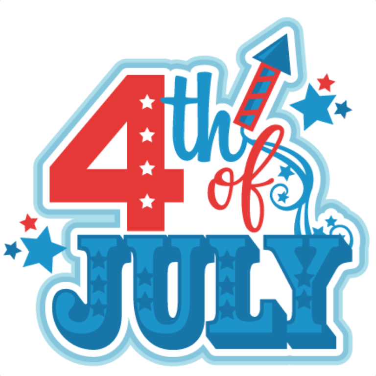 July clipart july 2018. Usa independence day images