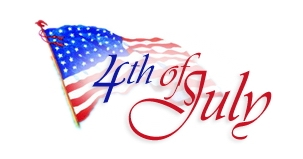 July clipart july holiday. Fourth of fireworks free