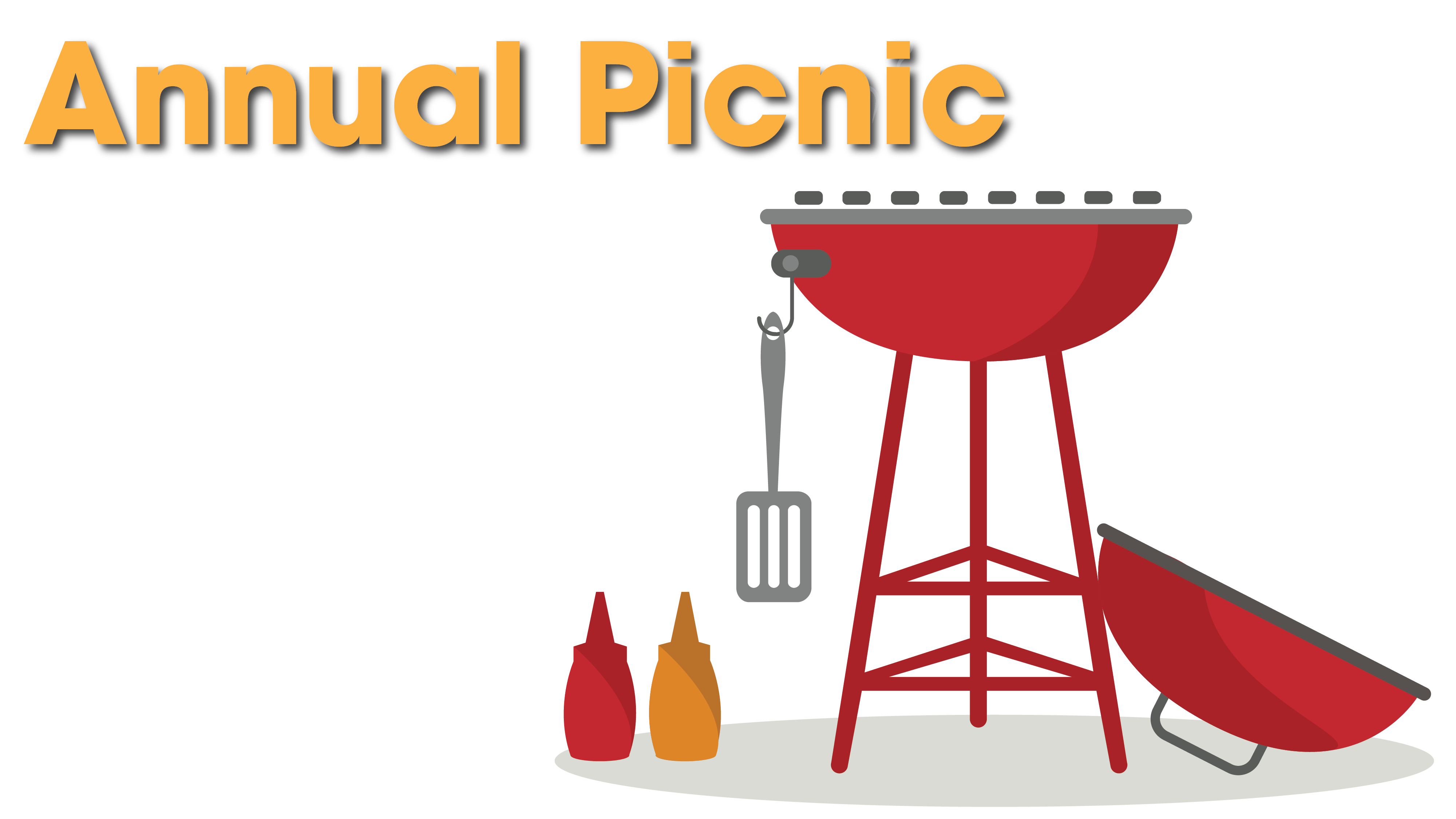 July clipart picnic. Annual family rochester ny