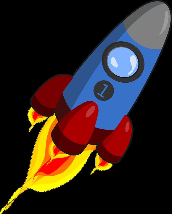 Rocket humbletraders . Nuke clipart clip art