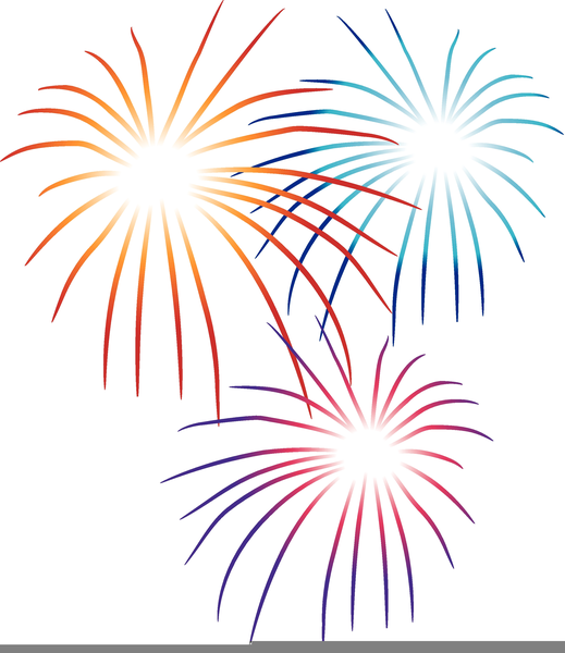 July clipart small. Free fourth images at