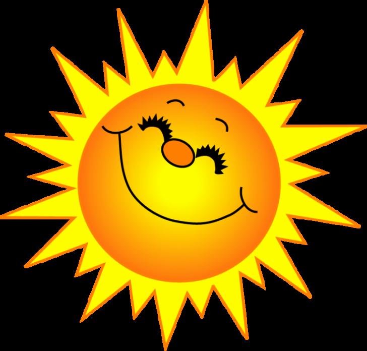 Diy design pictures clip. July clipart sun