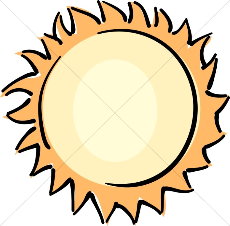 Of the sun . July clipart warmth