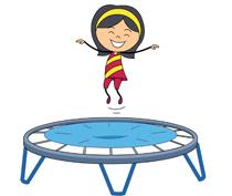 Search results for clip. Jump clipart