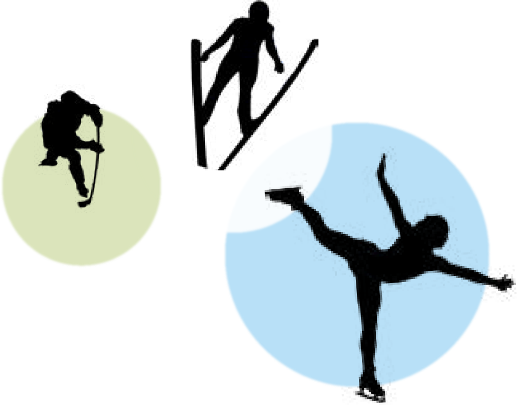 Pyeongchang what do olympic. Jumping clipart athletic meet