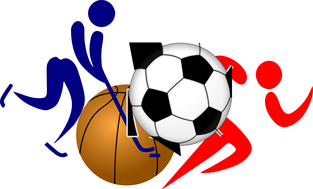 Jumping clipart athletic meet. File all sports drawing