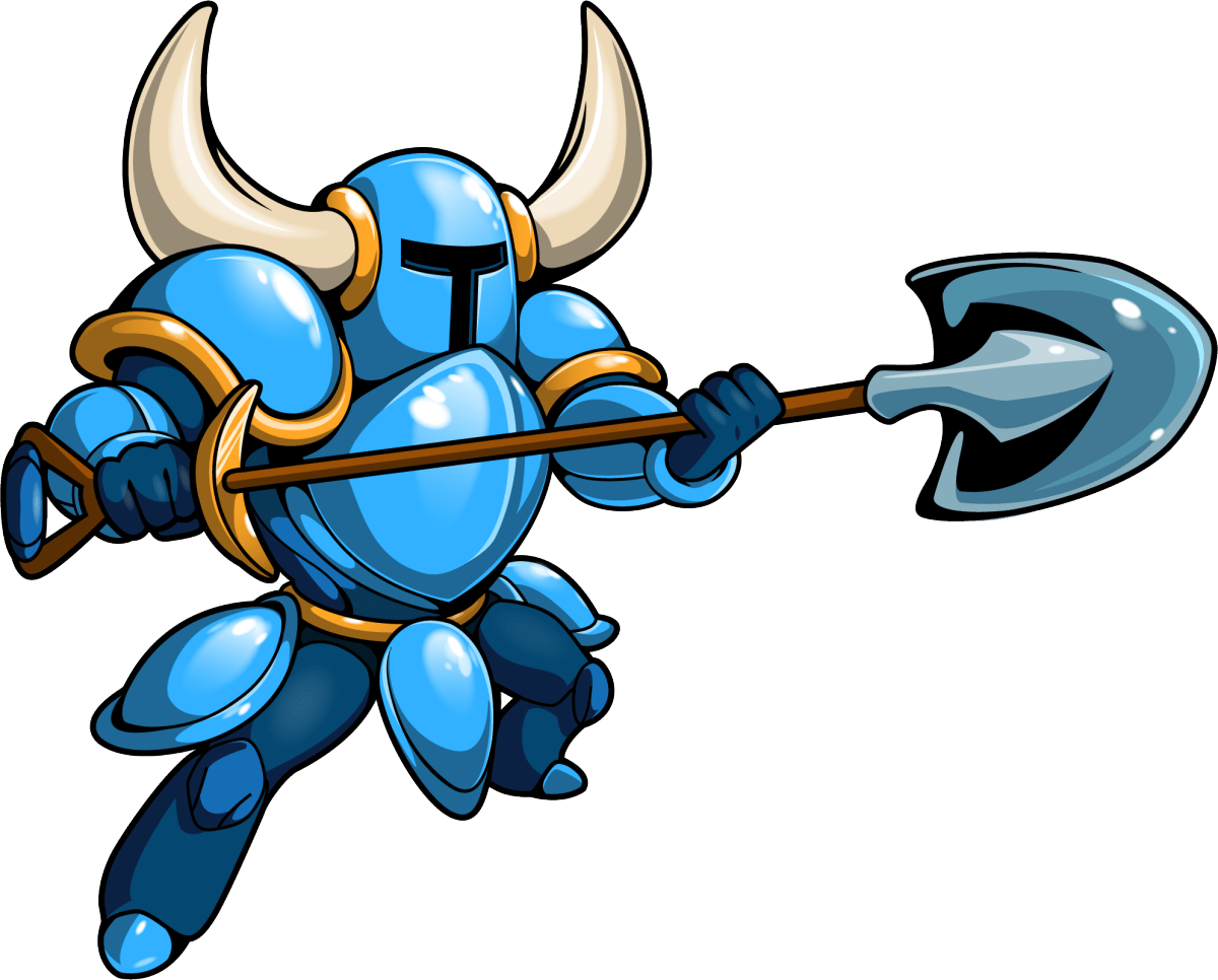 Jump clipart elated. Pr shovel knight gets
