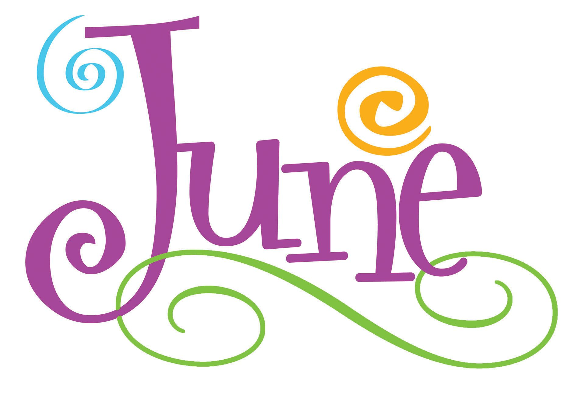 Hello on pinterest. June clipart