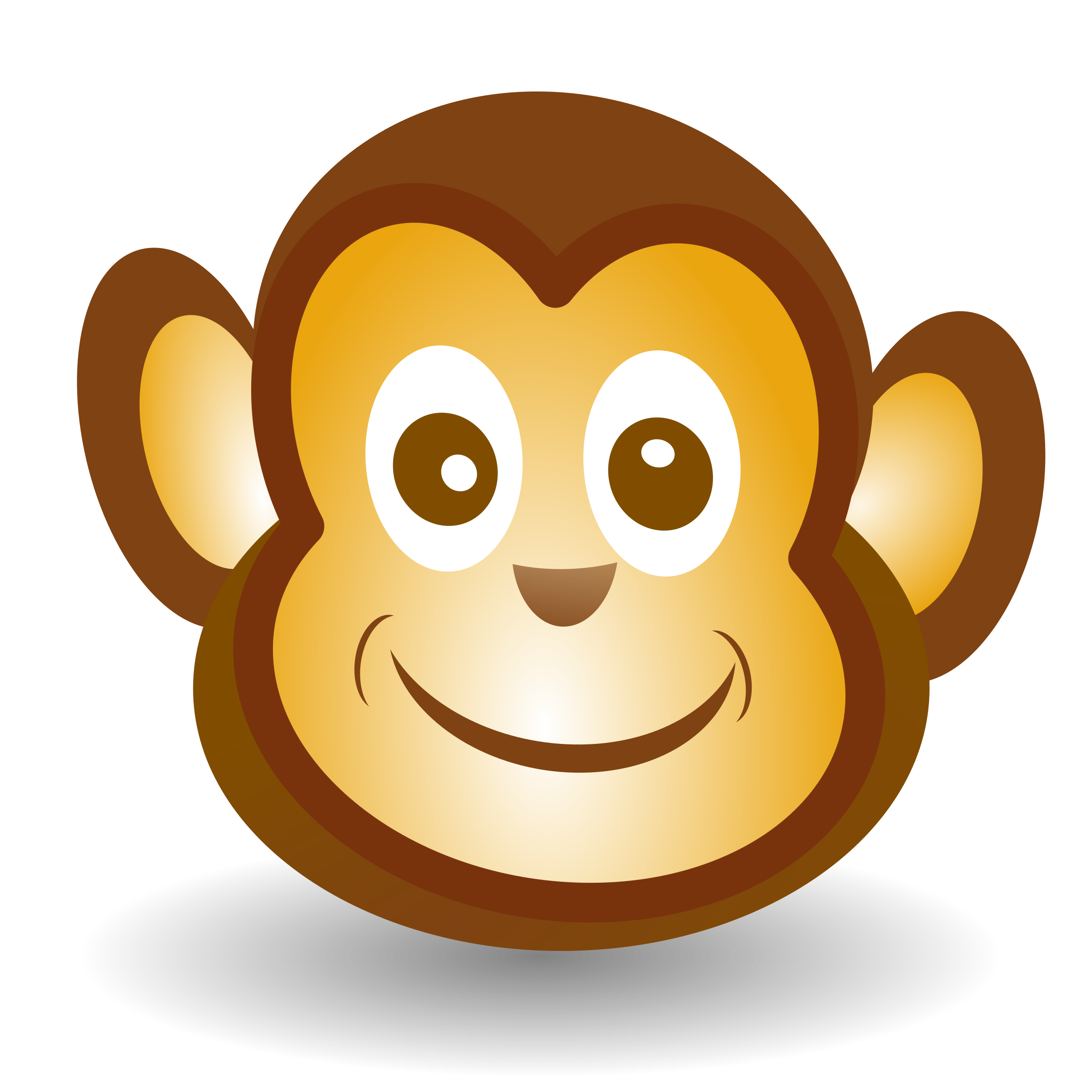 Funny at getdrawings com. Monkey clipart christmas