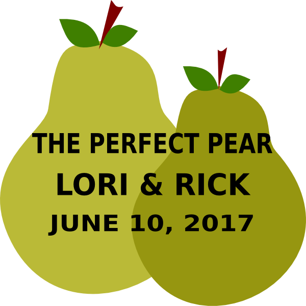 June clipart food. The perfect pear clip