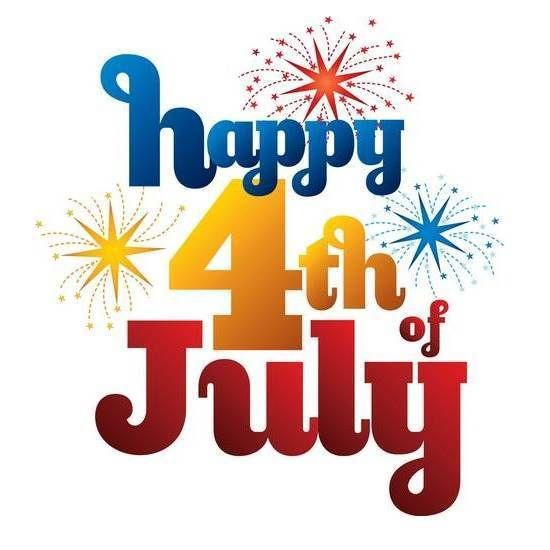 Free fourth th of. June clipart religious