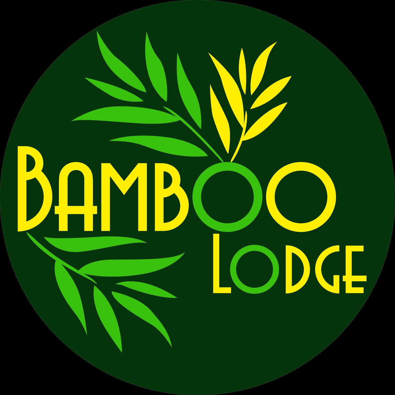 Bamboo lodge amazon in. Jungle clipart flora and fauna