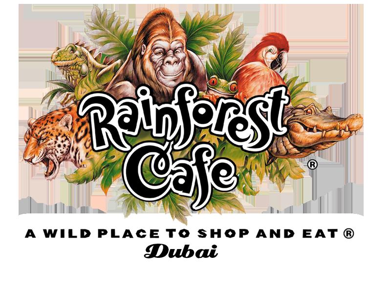 Jungle clipart forest amazon. About rainforest cafe dubai