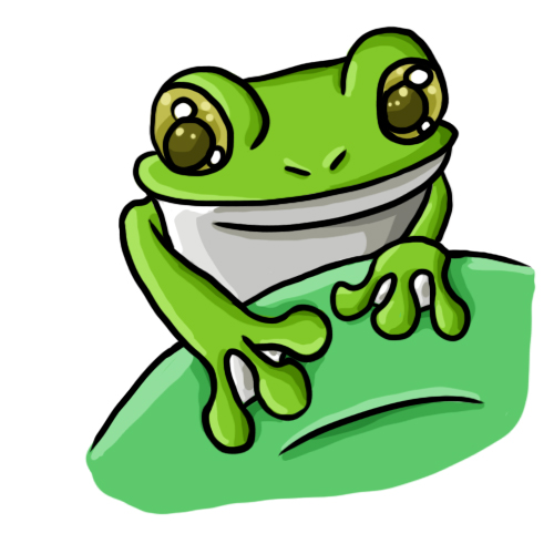 Toad clipart colorful frog. Free jungle cliparts download
