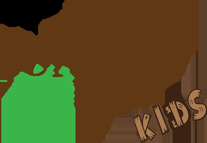jungle clipart kid
