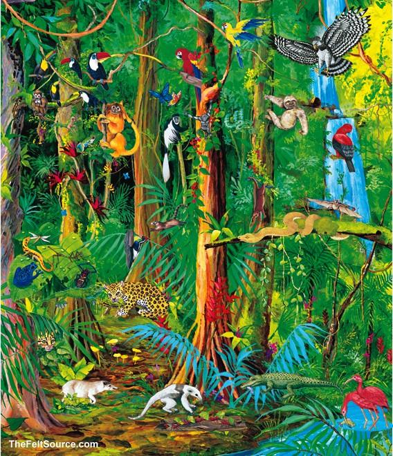 Top clip art free. Jungle clipart rainforest ecosystem