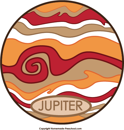 Images of planet spacehero. Jupiter clipart