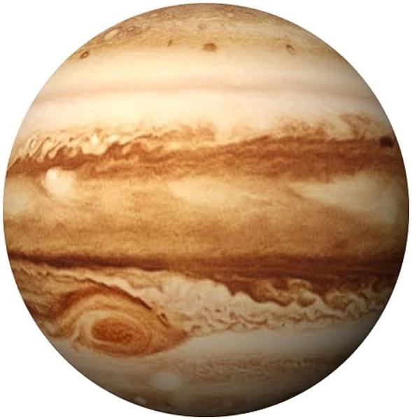 Jupiter clipart. Space solar system jpg