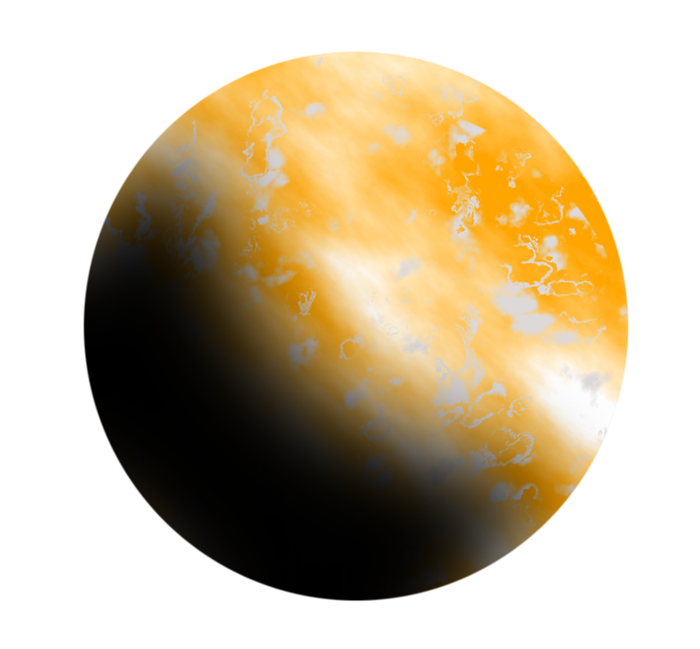collection of planet. Planets clipart emoji