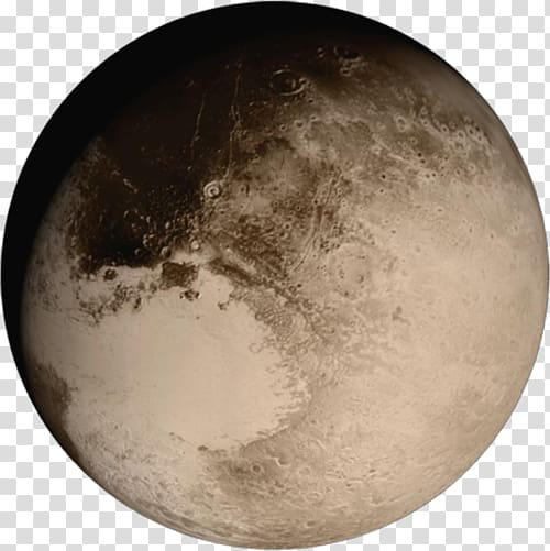 New horizons pluto earth. Planets clipart eris planet
