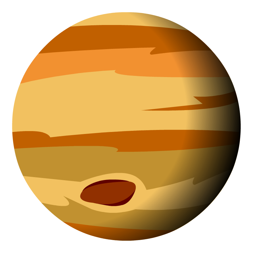 Planets clipart jupiter. At getdrawings com free